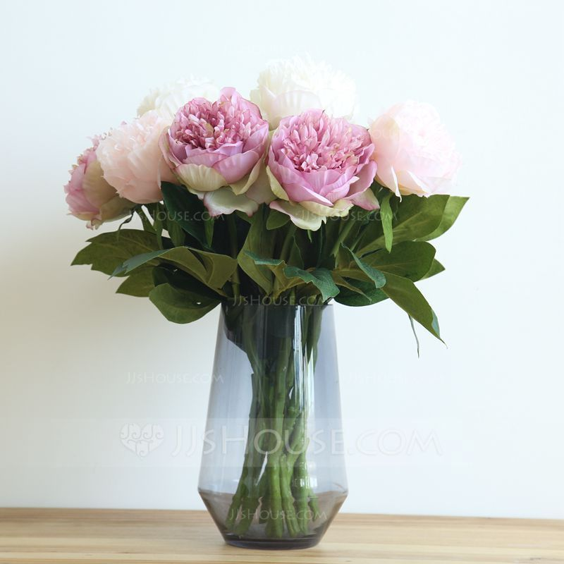 Artificial Flowers (Set of 3)