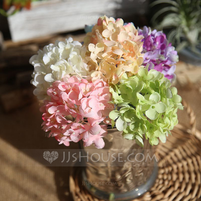 Flower Design Nice/Beautiful Silk Flower Artificial Flowers (set of 4)