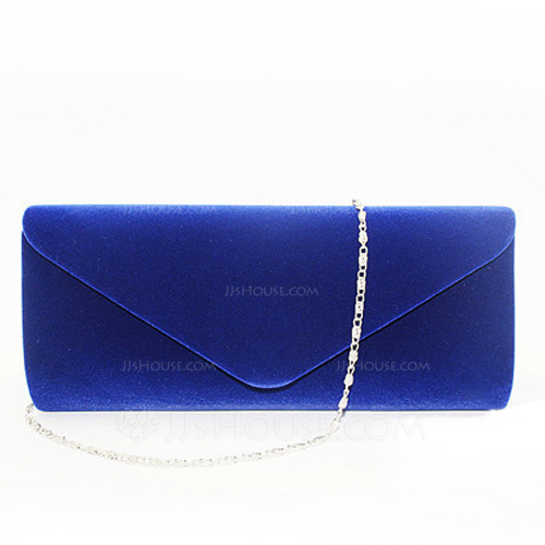 Gorgeous Leather Cashmere Clutches