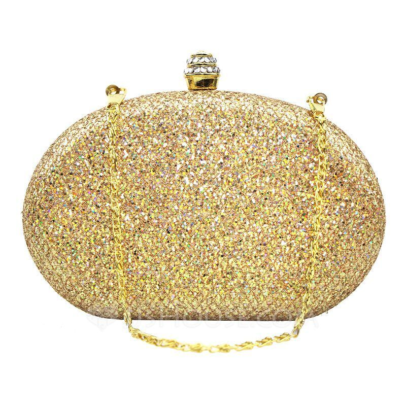 Elegant/Charming/Shining/Special/Shell Shaped Abrasive Cloth Clutches/Evening Bags