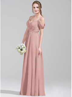 pearl pink evening dresses