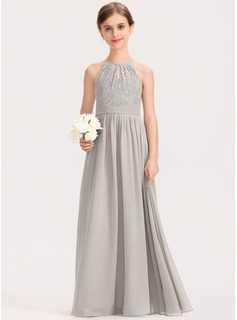 high neck evening dresses