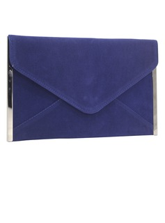 Elegant Suede Clutches