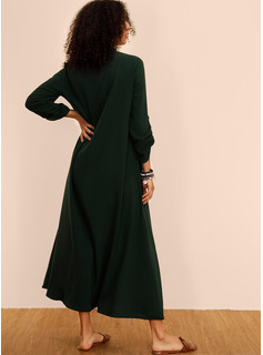 long gown dresses with sleeves