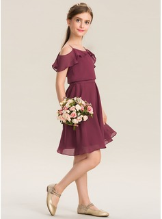 long sleeve medium length dresses