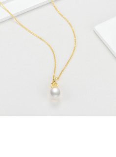 Ladies' Unique Pearl Necklaces
