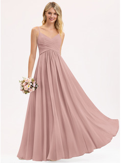 simple short pink prom dress