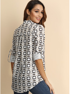 elegant blouses for plus size