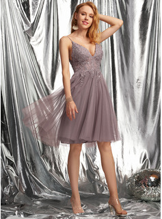 knee length formal dresses cheap