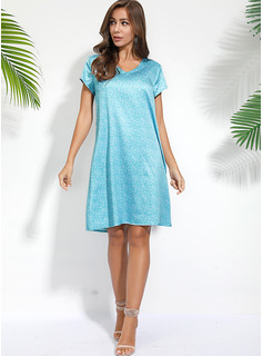 turquoise lace dress with sleeves