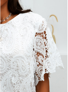 white lace blouse for ladies