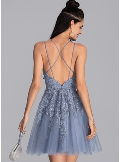 blue slim prom dress 2020