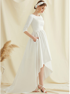 long white party dresses