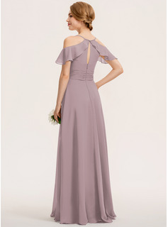 floral cotton bridesmaid dresses
