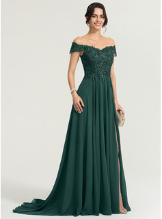 long sleeve green bridesmaid dress