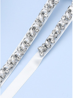 jeweled belts for wedding dresses