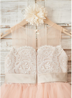 sheer top wedding dress