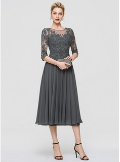 evening wear dresses with sleeve