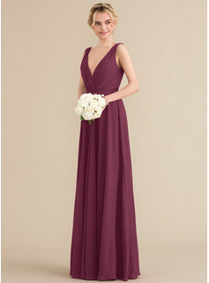 hunter green long bridesmaid dresses