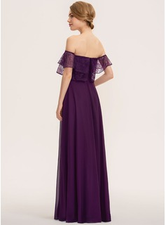 bridesmaid dresses one sleeve lace