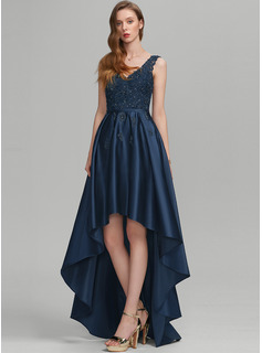 blue country wedding dresses