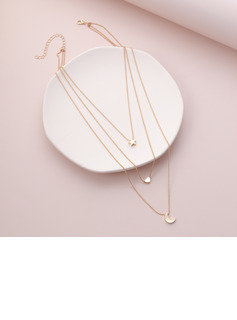 Ladies' Lovely Copper Necklaces