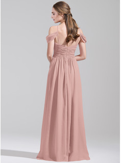 pearl pink formal dresses