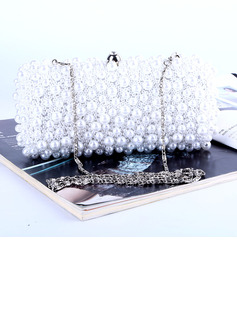 Elegant/Gorgeous/Unique/Charming Imitation Pearl Clutches