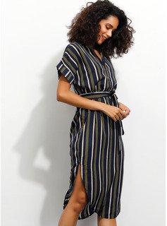 long fitted maternity dresses