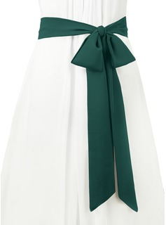 sash dress bridesmaid