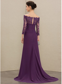 formal dress with removable skirt
