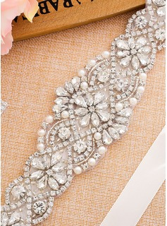 rhinestone dress belt applique