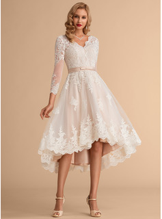 little wedding dress