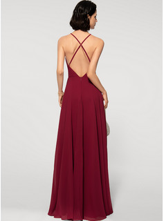 Round Neck Square Neck Sleeveless Maxi Dresses