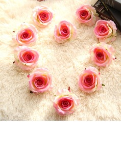 Artificial Flowers (Set of 10)