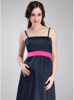 christmas blue bridesmaid dress short