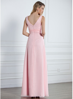 chiffon bridesmaid dresses for women