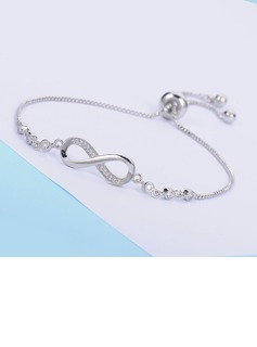 bridesmaid bracelet silver