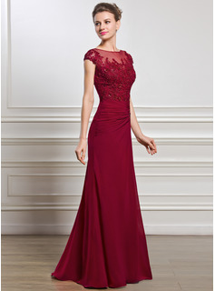 low v neck formal dresses