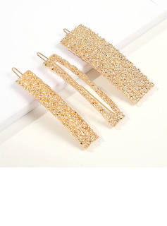 Mode Alliage Tiaras (Lot de 3)