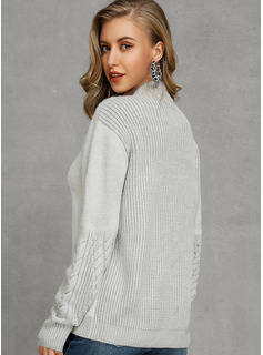 Cable-knit Chunky knit Pullovers Sweaters