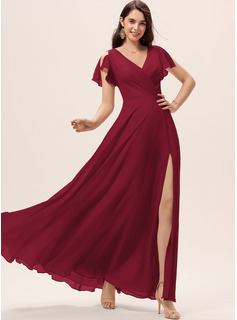 petite wedding guest long dresses