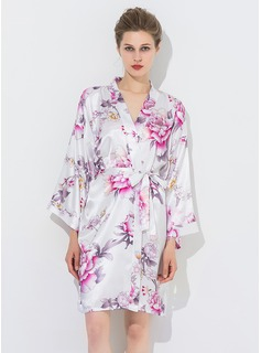 robe housecoat dressing gown
