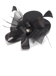 Signore Elegante Piuma Fascinators