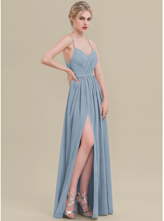 chiffon summer wedding guest dresses