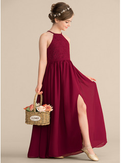 bridemaid dresses in red