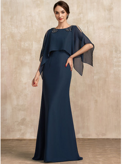simple evening dresses with sleeves