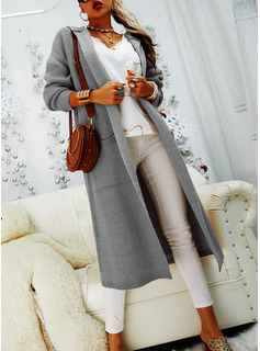 ankle length maxi sweater dress
