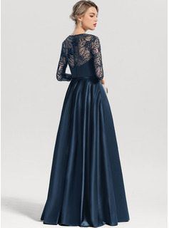 womens navy evening dress