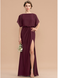 taupe bridesmaid